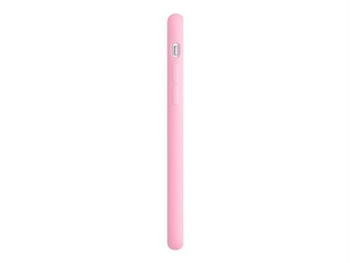 Coque en silicone Apple pour iPhone 6s Rose pâle