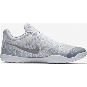 Chaussure de BasketBall Nike Kobe Mamba Rage Blanc pour