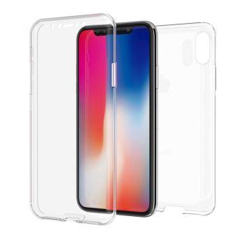 coque integrale silicone iphone x