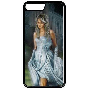 coque iphone 8 cendrillon