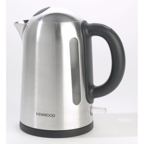 Kenwood SJM110 - Bouilloire - 1.6 litres - 2200 Watt - Inox/Noir poli et brossé