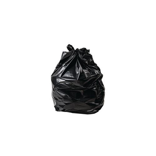 Sacs poubelles très résistants jantex 80l noirs