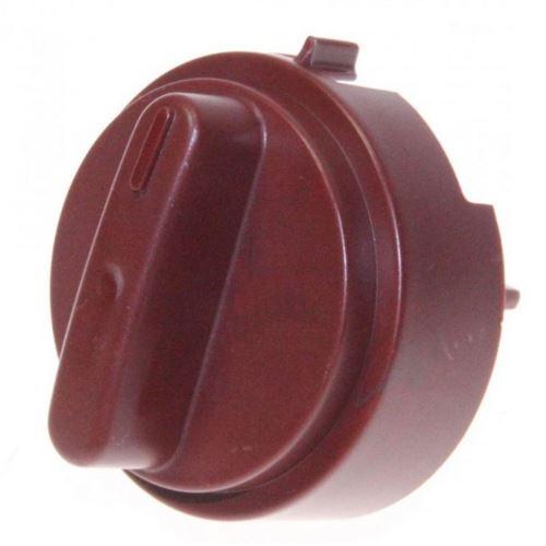 Bouton variateur rouge pour aspirateur rowenta