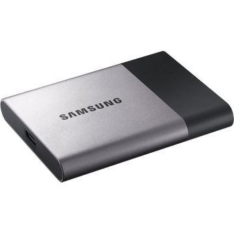 disque dur samsung portable ssd t3 usb 3 1 type c 2 to disque dur externe achat prix fnac. Black Bedroom Furniture Sets. Home Design Ideas