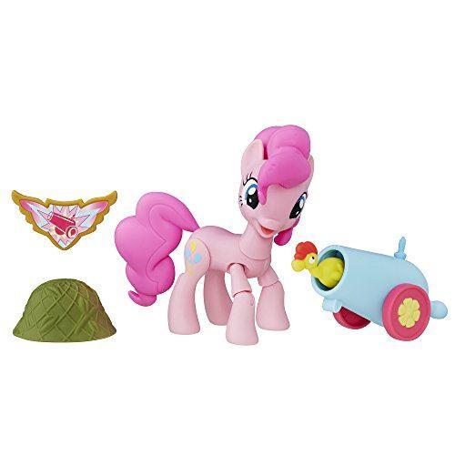 Mon petit poney Harmony Guardians Pinkie Pie Figure Pie