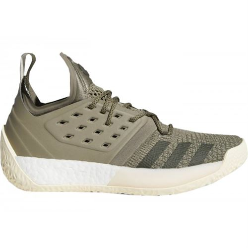 Chaussure de Basketball adidas James Harden Vol.2 Vert kaki pour homme Pointure 45 13