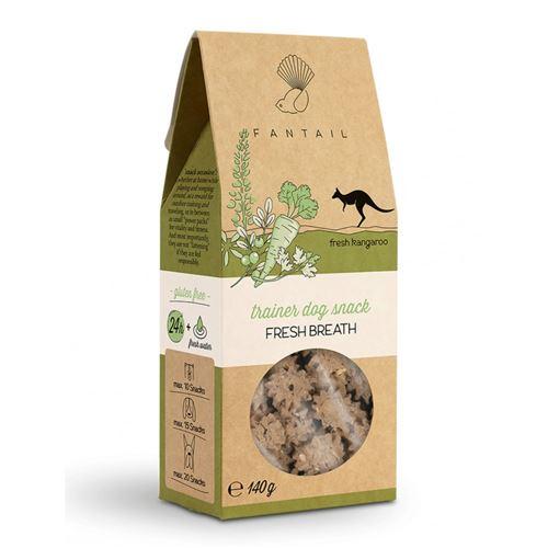Friandise pour le dressage au kangourou , sans céréales et sans gluten 140 g pour chien - FANTAIL - VA-17693