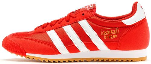 adidas dragons rouge