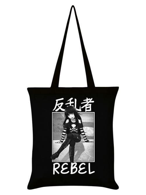 Tokyo Spirit Fourre-tout Rebel 38 x 42 cm noir