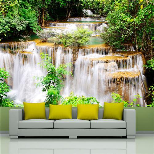 Papier peint - Thai waterfall - Artgeist - 100x70