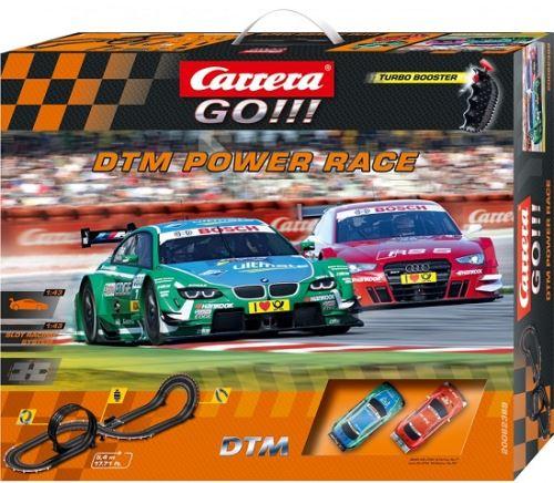 Circuit voiture carrera go dtm power race