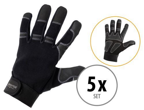 Set de 5 Stagecaptain Rigger gants L longs