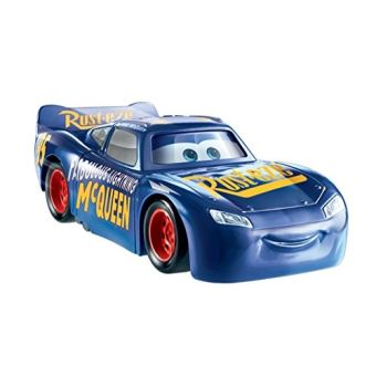voiture cars 3 super crash fabulous flash mcqueen bleu voiture achat prix fnac. Black Bedroom Furniture Sets. Home Design Ideas