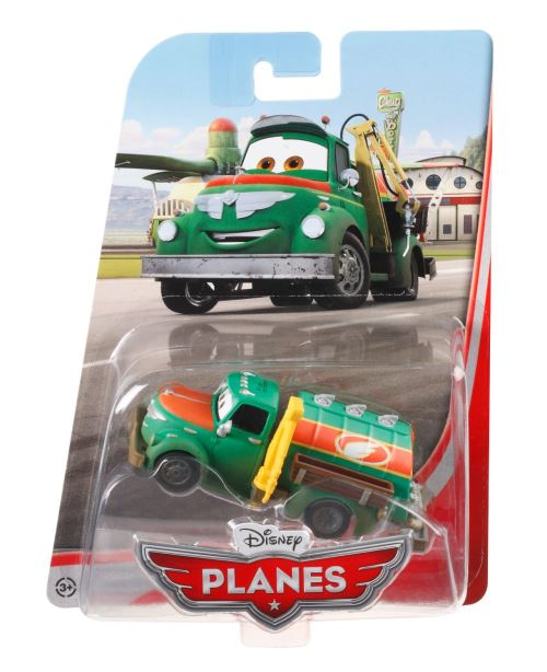 Voiture disney planes deluxe camion chug véhicule cars miniature