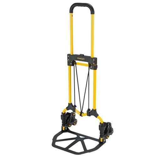 Diable Monte-Escalier Pliable - Capacité 60 Kg - Stanley