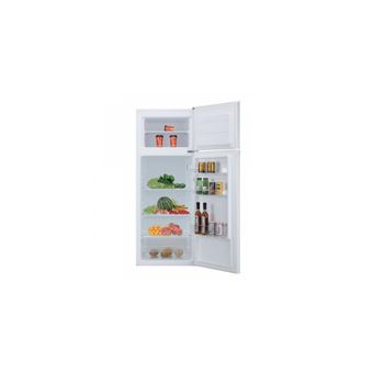 refrigerateur 2 portes blanc candy cdd2145e 164l. Black Bedroom Furniture Sets. Home Design Ideas