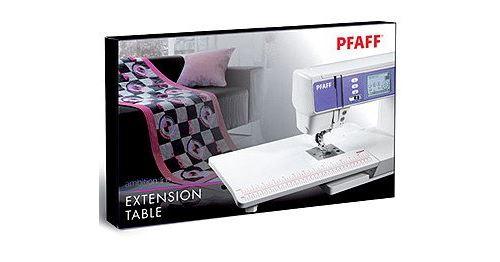 Table d'extension pour quilting Pfaff 821001096