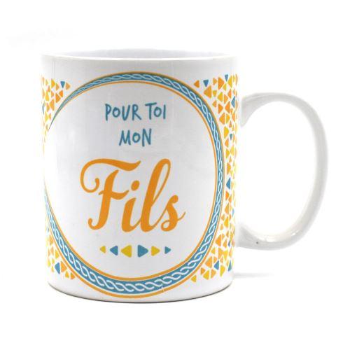 Pour toi mon Fils - Mug