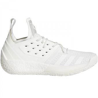 Chaussure de Basketball adidas James Harden Vol.2 Tri White