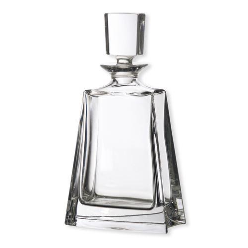 Bruno Evrard - Carafe à whisky en cristal 0,5L - FLAT