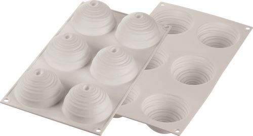 Kit 6 moules tartelettes mont blanc