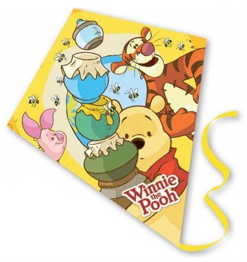 Cerf-volant eolo sport losange walt disney winnie the pooh
