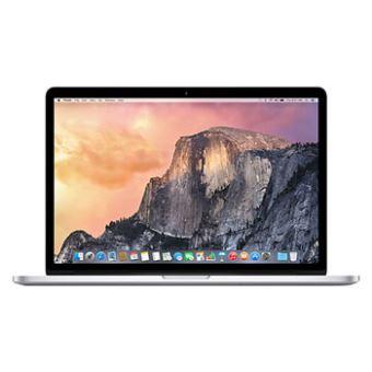 Apple MacBook Pro 15,4'' Retina 512 Go SSD 16 Go RAM Intel Core i7 quadricœur à 2,5 GHz MGXC2