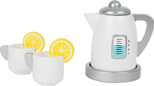 Kit de thé avec bouilloire cuisine pour enfant - 11115