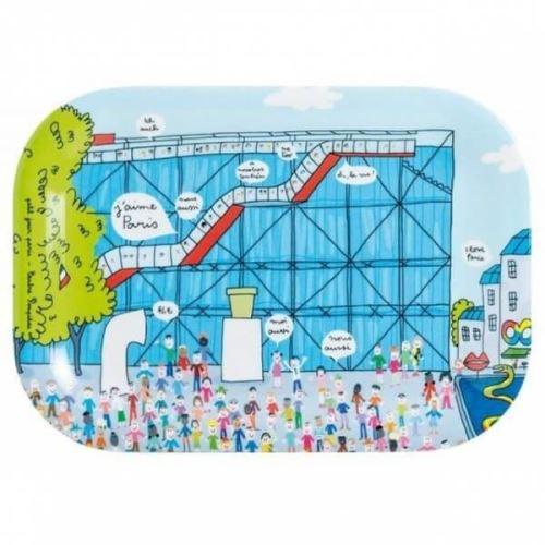 Mini plateau centre pompidou - petit jour paris
