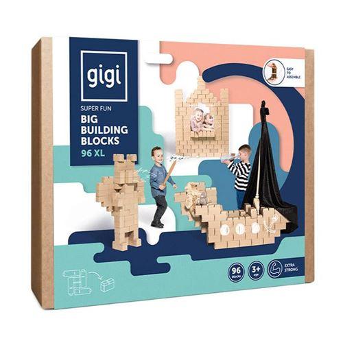 GIGI - 96 blocs de construction M