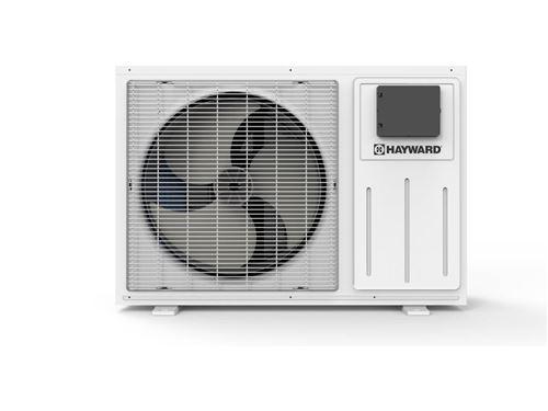 pompe à chaleur réversible simplicity by hayward on/off - 5 kw - blanc