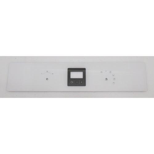 Glace bandeau blanc pour four brandt - 636673