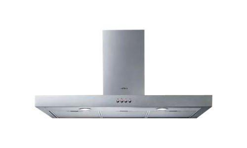 Elica CRUISE IX/A/90 - Hotte - hotte décorative - largeur : 90 cm - profondeur : 45 cm - evacuation & recyclage - acier inoxydable