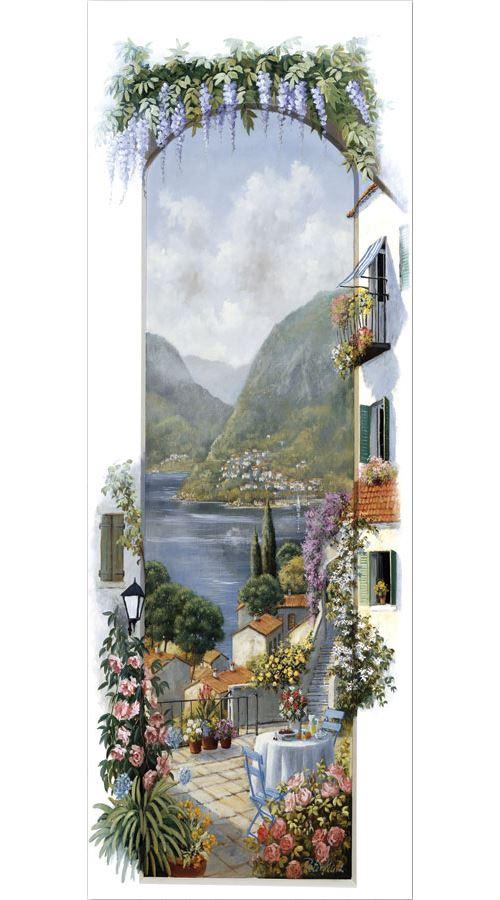 Puzzle 1000 Pièces : Peter Motz : Lago Maggiore, Art Puzzle