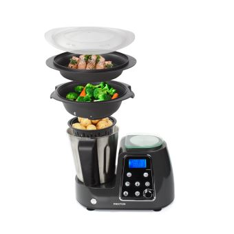 Robots de cuisine noir | eBay