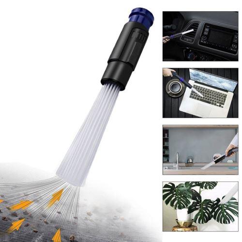 Aspirateur poussière Dirt Remover Fixation universelle Interface outil de nettoyage