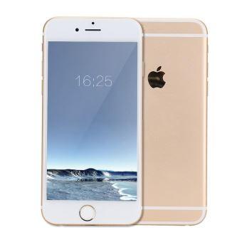 Apple Iphone 6s 64 Go 4 7 Pouces Ecran 4g Telephone 100 240v Us Plug Reconditionne Gold Smartphone Achat Prix Fnac