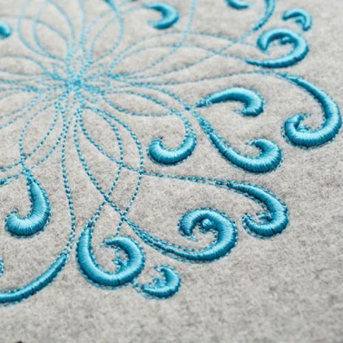 CD broderie PFAFF CD Pfaff 462 Dimensional Flora art 821032096