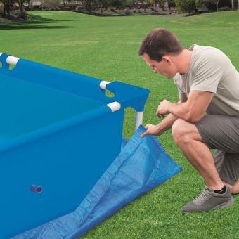 tapis de sol protection piscine bestway tapis de sol 2. Black Bedroom Furniture Sets. Home Design Ideas