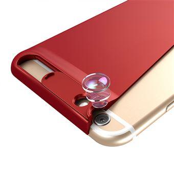 coque iphone 8 objectif