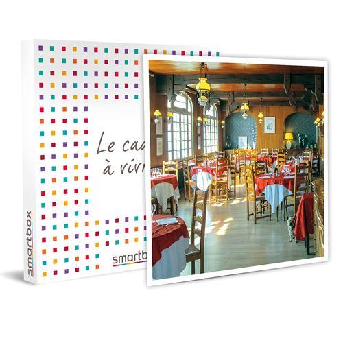 SMARTBOX - Repas gastronomique Menu 5 Plats dans un restaurant traditionnel français en Picardie - Coffret Cadeau
