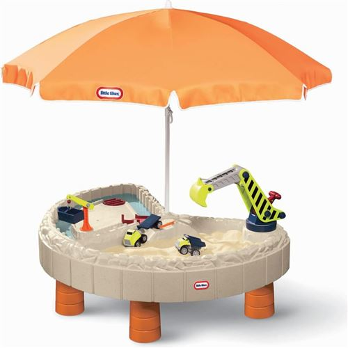 Table sable et eau constructeur de baie Little Tikes 387319