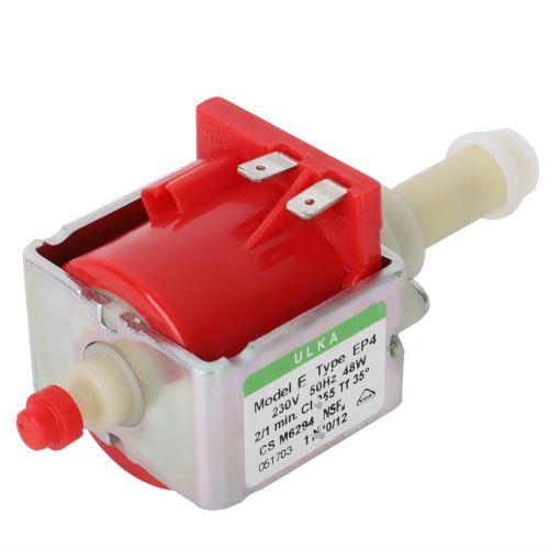 Prise électromagnétique 230V (EAP4) de pompes électriques dispositif médical de pompe à eau de machine espresso de café