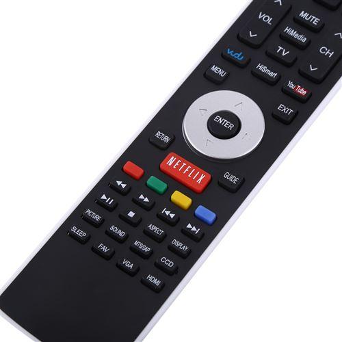 Télécommande Universelle de Smart TV EN-33926A pour Hisense