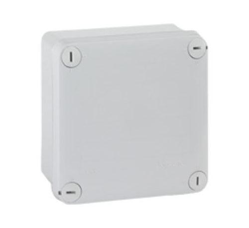 Boîte de dérivation Plexo étanche - 105 x 105 mm - Lisse