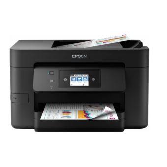 Imprimante Epson WorkForce Pro WF-4725DWF Multifonctions Ethernet et WiFi Noir