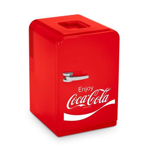 Mini réfrigérateur portable 15 litres. Coca-Cola