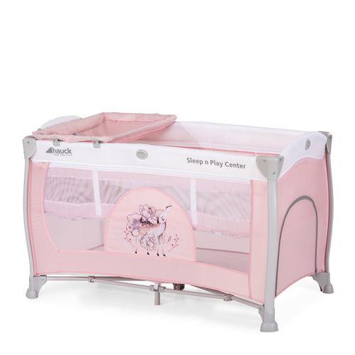 Lit Parapluie Sleep and Play Center III - Sweety
