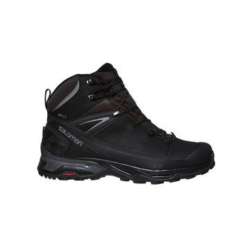 Hommes Winter Salomon X pour CS WP Ultra Chaussures Noir Mid 67ygfb