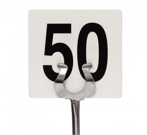 Numéros de table 1-50